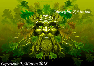 green-man-print-by-kathleen-minton