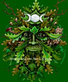 spirit-green-man-original-print