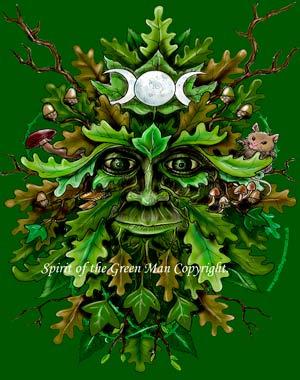 spirit-green-man-original-print