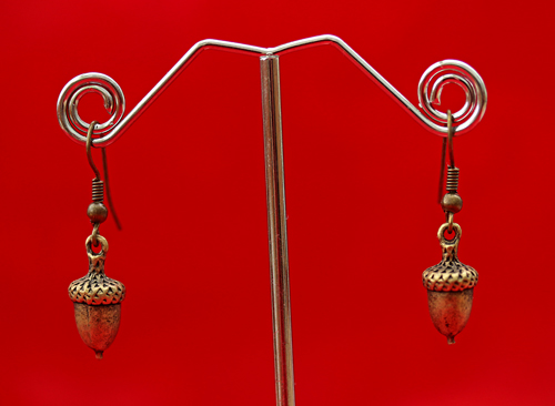 brass-acorn-earrings
