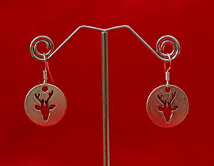 silver-stag-earrings