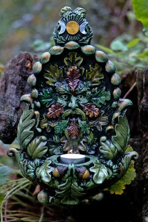 solas-green-man-wall-plaque