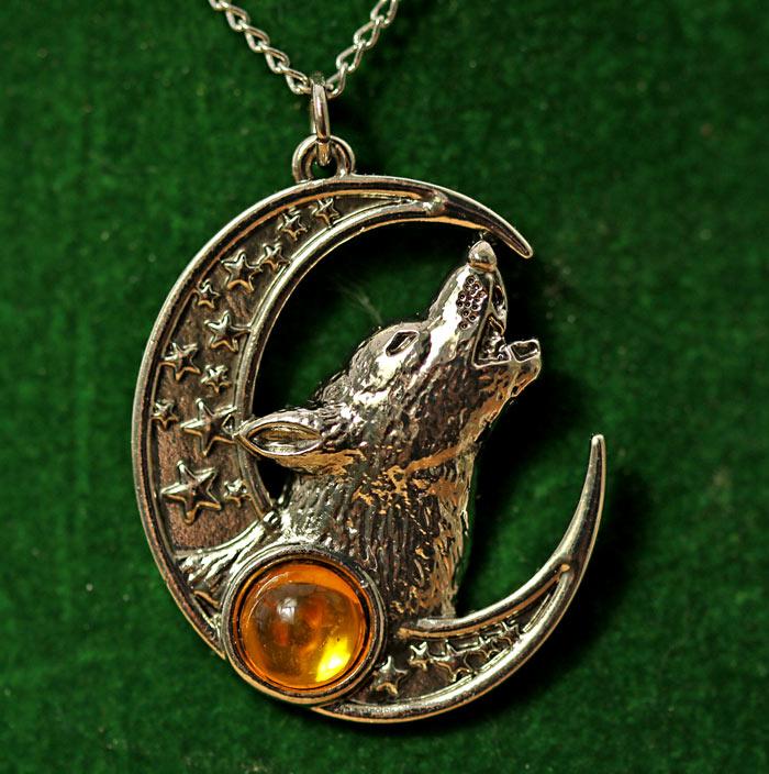amber-moon-wolf-pendant