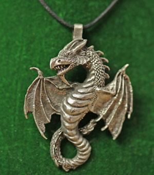 dragon-neck
