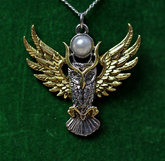 owl-pendant