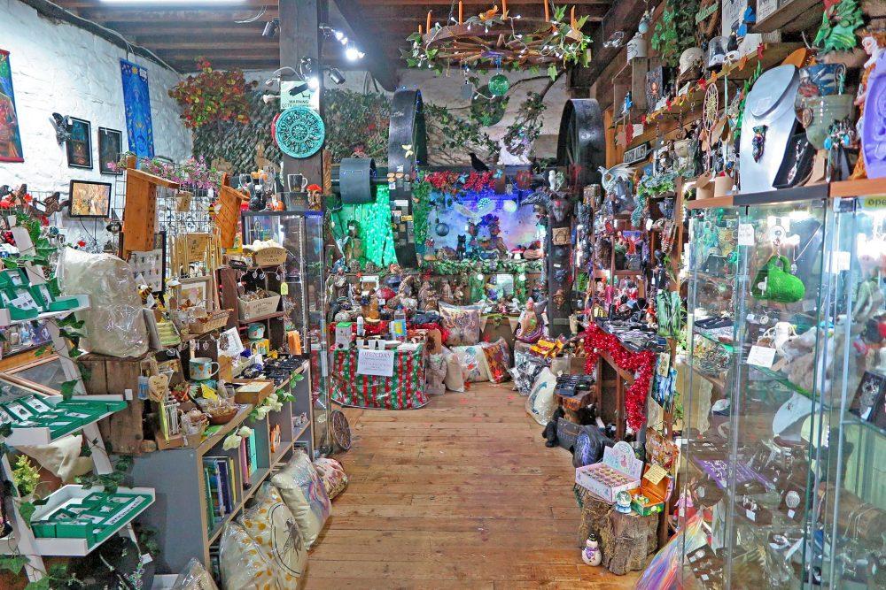 spirit of the green man studio at tintern