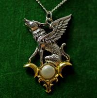 wolf-pendant