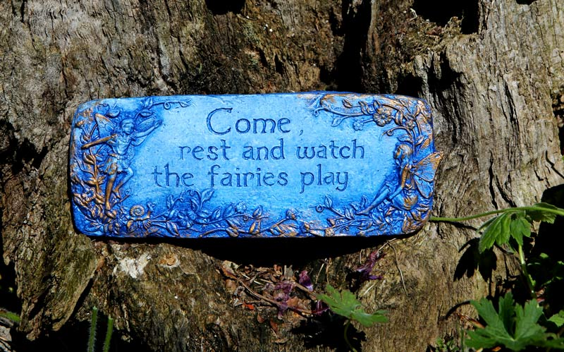 fairy-plaque-green