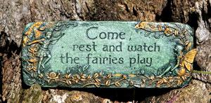 fairy-sculpture-green