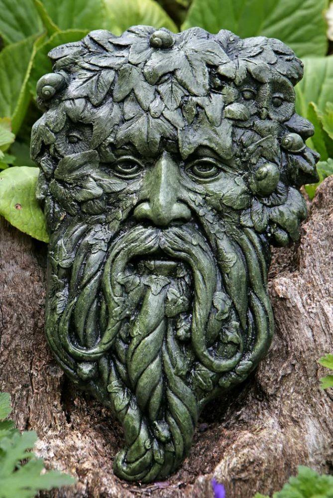 gort-green-man-plain-green
