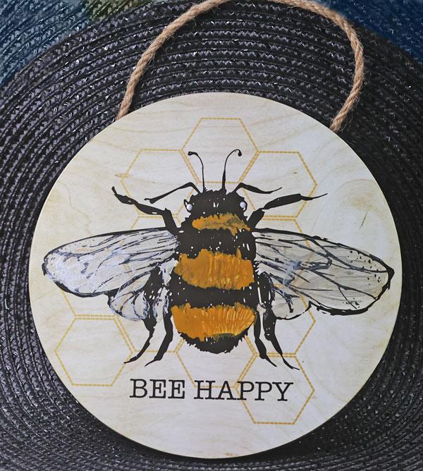 bee-happy-plaque