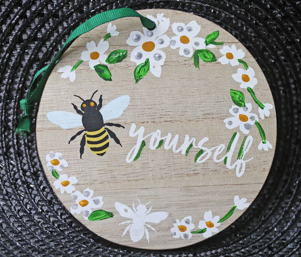 bee-yourself-sign